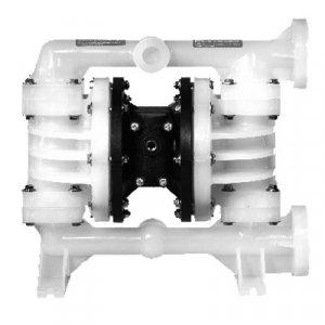 Pompa membranowa S100 z PP lub PVDF
